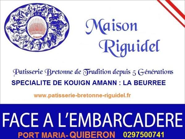 riguidel quiberon - ©MAISON RIGUIDEL