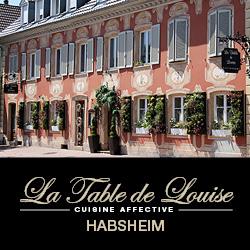 LA TABLE DE LOUISE Cuisine française Habsheim photo n° 168639
