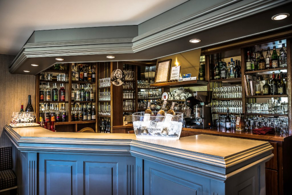 Notre Bar - ©LA CLEF DES CHAMPS