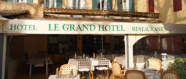 - ©LE GRAND HÔTEL