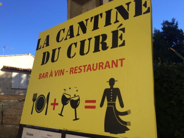 LA CANTINE DU CURÉ Bistrot – Brasserie Caunes-Minervois photo n° 219140 - ©LA CANTINE DU CURÉ