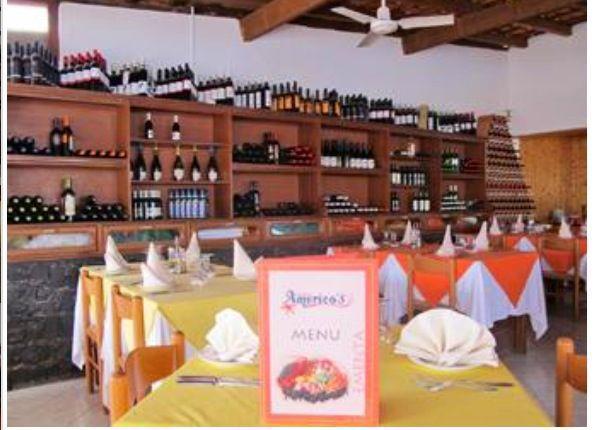 AMERICO'S World cuisine Santa Maria photo n° 65990