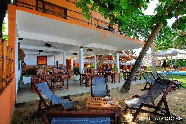 le restaurant - ©NOSY LODGE