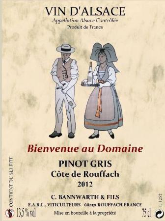 DOMAINE BANNWARTH C & FILS Domaine Rouffach photo n° 185309 - ©DOMAINE BANNWARTH C & FILS