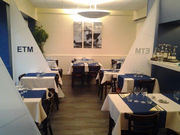 Entre terre et mer restaurant de cuisine fran aise lorient 56100 - Cours de cuisine lorient ...