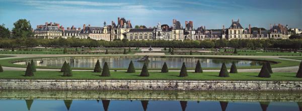 FMR/Château de F... - ©PARC ET JARDINS DU CHÂTEAU DE FONTAINEBLEAU