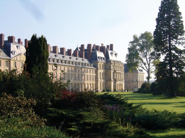 Parc et jardins du ch teau de fontainebleau parc for Jardin anglais chateau fontainebleau