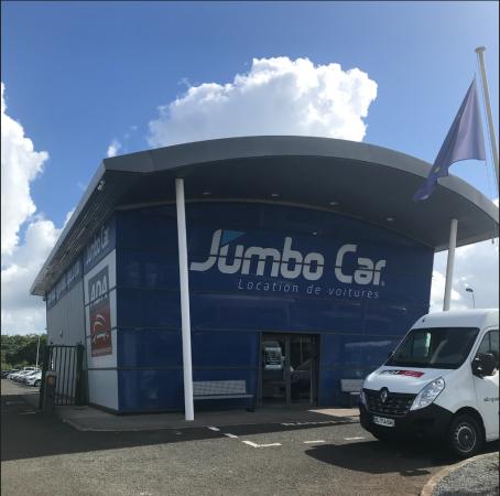 Jumbo car guadeloupe - ©JUMBO CAR