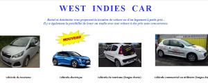 WEST INDIES CAR