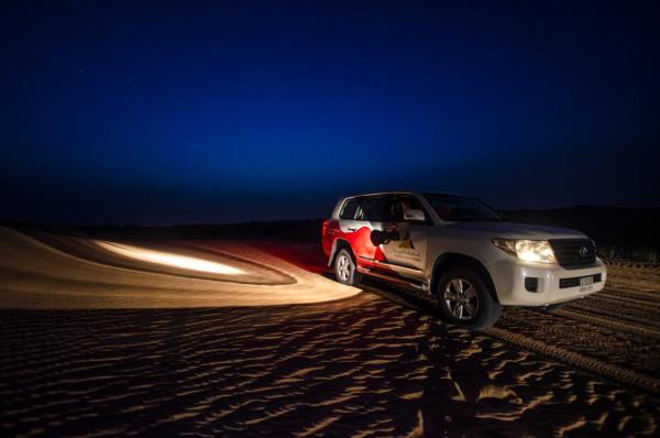 Safari de nuit - ©ARABIAN ADVENTURES