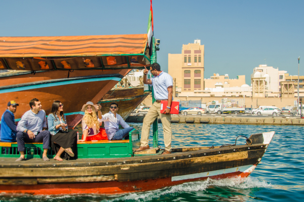 Tour Vieux Dubai - ©ARABIAN ADVENTURES