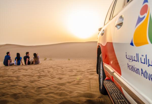 Sundowner Safari - ©ARABIAN ADVENTURES
