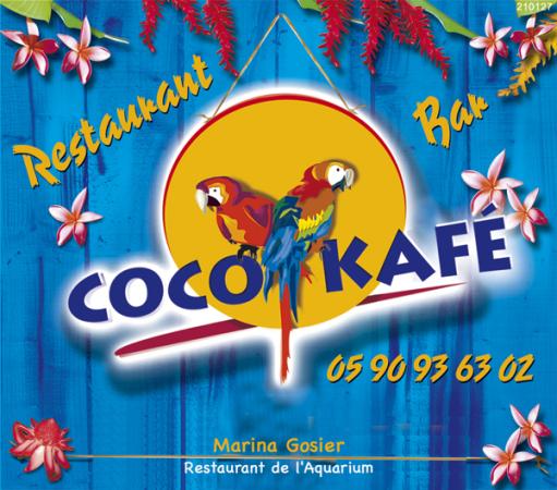 COCO KAFÉ Cuisines du monde Le Gosier photo n° 46795 - ©COCO KAFÉ