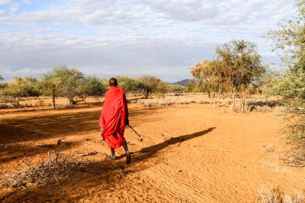 Rencontre Maasaï