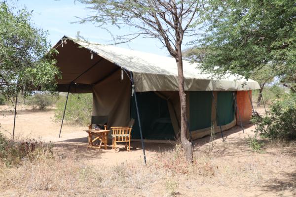 Campement Oserok