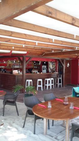 LA PLAGE Restaurants Saint-François photo n° 183686
