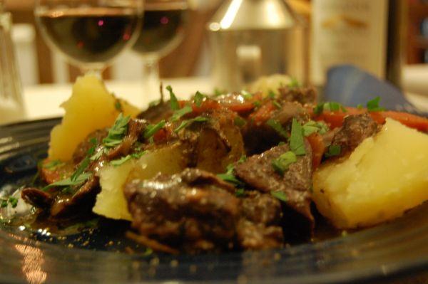 LA LOGGIA Restaurant corse Bonifacio photo n° 49570 - ©LA LOGGIA