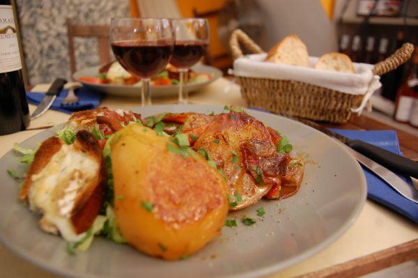 LA LOGGIA Restaurant corse Bonifacio photo n° 49569 - ©LA LOGGIA