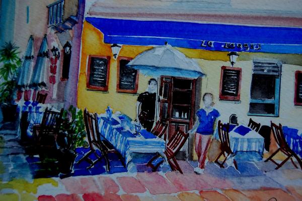 LA LOGGIA Restaurant corse Bonifacio photo n° 160183 - ©LA LOGGIA