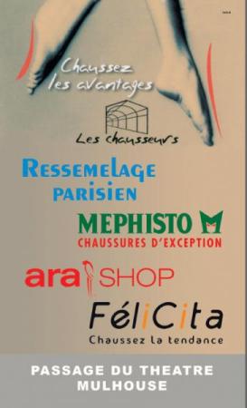 LES CHAUSSEURS DU PASSAGE Shopping - Mode - Cadeaux Mulhouse photo n° 72041