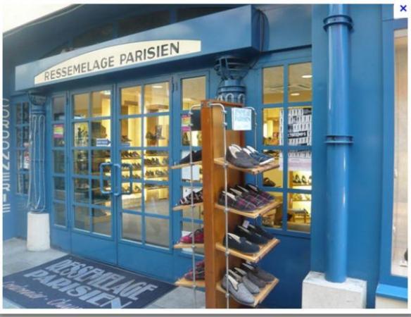 LES CHAUSSEURS DU PASSAGE Shopping - Mode - Cadeaux Mulhouse photo n° 72042