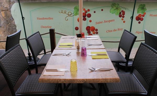 LA TABLE DU ROCHER Cuisine française Marsannay-la-Côte photo n° 125130 - ©LA TABLE DU ROCHER