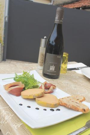 LA TABLE DU ROCHER Cuisine française Marsannay-la-Côte photo n° 125126 - ©LA TABLE DU ROCHER