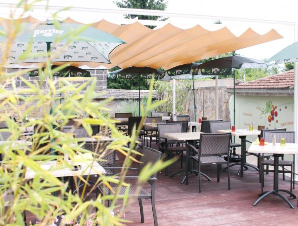 LA TABLE DU ROCHER Cuisine française Marsannay-la-Côte photo n° 125125 - ©LA TABLE DU ROCHER