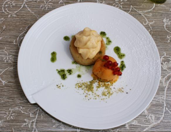 LA TABLE DU ROCHER Cuisine française Marsannay-la-Côte photo n° 125128 - ©LA TABLE DU ROCHER