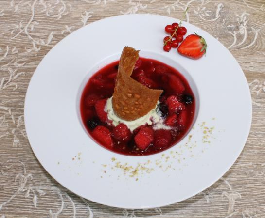 LA TABLE DU ROCHER Cuisine française Marsannay-la-Côte photo n° 125124 - ©LA TABLE DU ROCHER