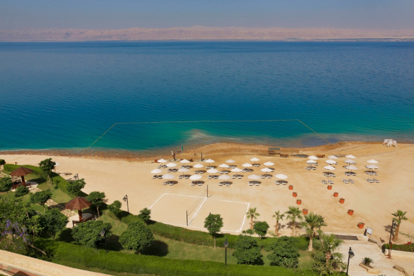 Crown Plaza dead sea - ©IHG DEAD SEA RESORT - CROWNE PLAZA DEAD SEA RESORT & SPA