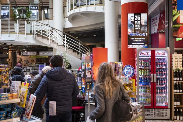 Carrefour Market Grands Hommes - ©copy