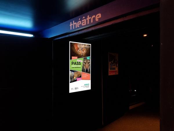 Theatre Victoire - ©ELLIPSE AFFICHAGE