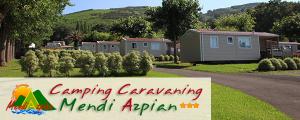 CAMPING CARAVANING MENDI AZPIAN
