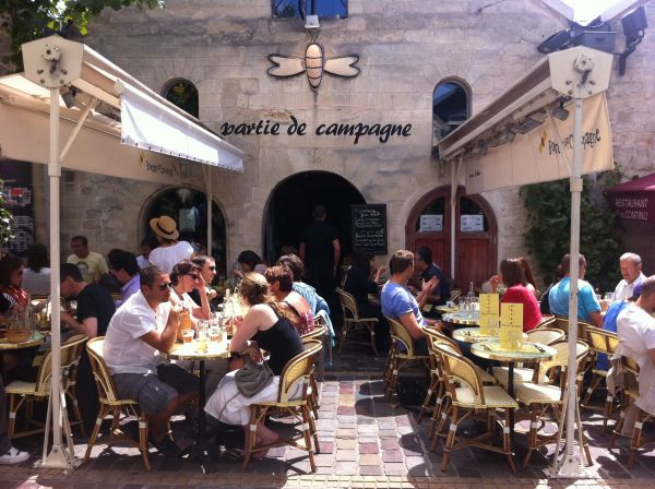 PARTIE DE CAMPAGNE  Bistrot – Brasserie Paris photo n° 59584