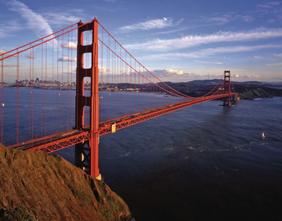 golden-gate-bridge-photo - Photo