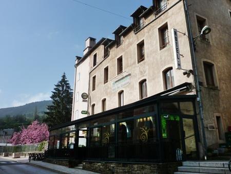 HÔTEL RESTAURANT LA CITADELLE Hôtel La Canourgue photo n° 135222 - ©HÔTEL RESTAURANT LA CITADELLE