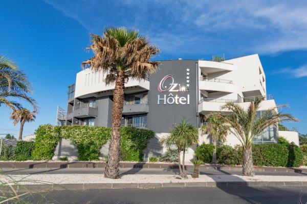 Hôtel Oz'Inn - ©OZ' INN HÔTEL & SPA
