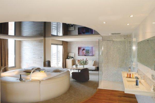 Suite Premium - ©OZ' INN HÔTEL & SPA