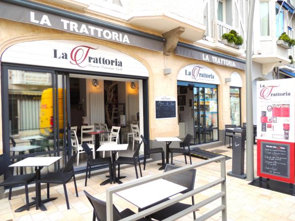 LA TRATTORIA Restaurant italien et pizzeria Pornichet photo n° 226482 - ©LA TRATTORIA