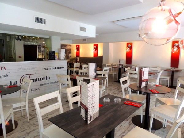 LA TRATTORIA Restaurant italien et pizzeria Pornichet photo n° 226485 - ©LA TRATTORIA