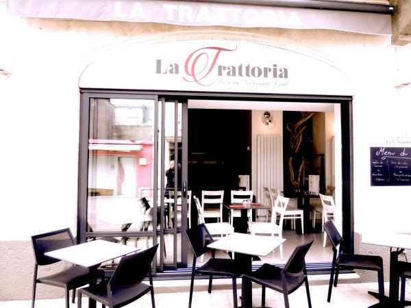 LA TRATTORIA Restaurant italien et pizzeria Pornichet photo n° 226483 - ©LA TRATTORIA