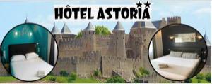 HÔTEL ASTORIA** - CARCASSONNE