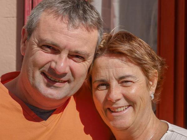 Sylvia et Ludovic - ©Sylvia