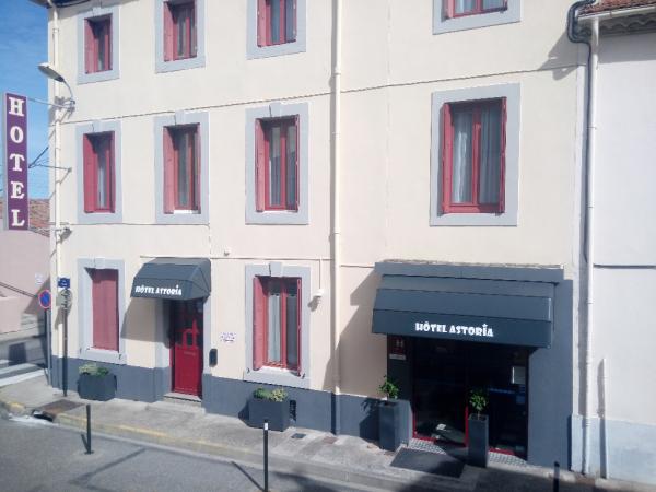 Bâtiment Principal - ©HOTEL ASTORIA