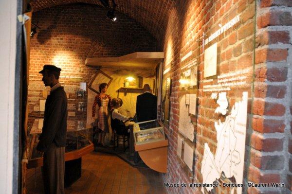 MUSÉE DE LA RÉSISTANCE Musée spécialisé (musée de La Poste…) Bondues photo n° 338231 - ©MUSÉE DE LA RÉSISTANCE