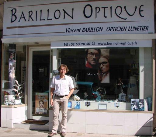 BARILLON OPTIQUE Optique Caen photo n° 126988 - ©BARILLON OPTIQUE