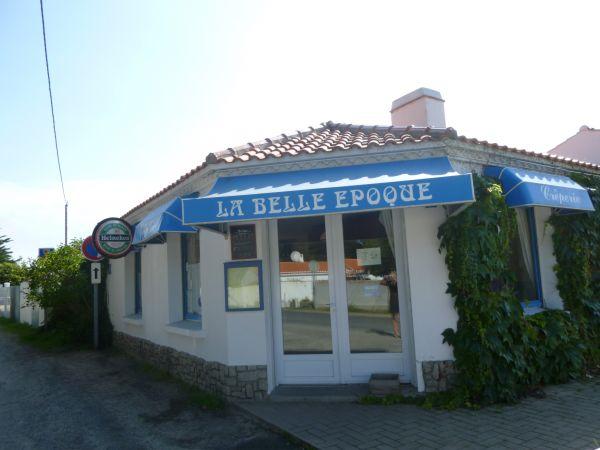 CRÊPERIE LA BELLE ÉPOQUE Restaurants La Guérinière photo n° 60486