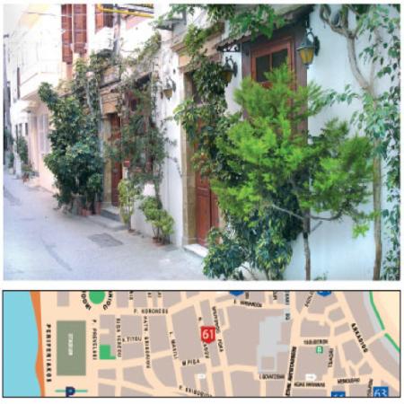 MAKRI STENO Hôtel Rethymnon photo n° 60806 - ©MAKRI STENO
