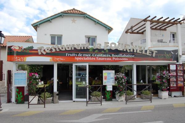 LE FOURNELET Restaurant fruits de mer – Poissons Saintes-Maries-de-la-Mer photo n° 178396 - ©LE FOURNELET